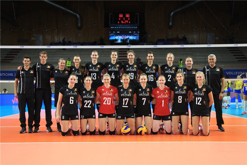 Volleyball Nations League F: focus sul Belgio