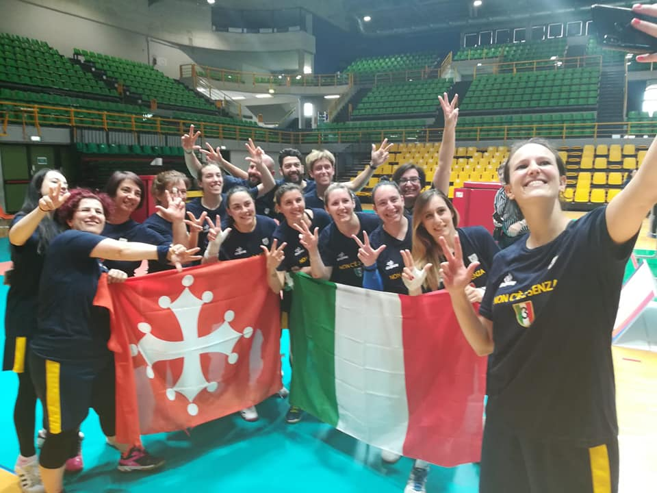 Coppa Italia di Sitting Volley. Ecco la Dream Volley Pisa
