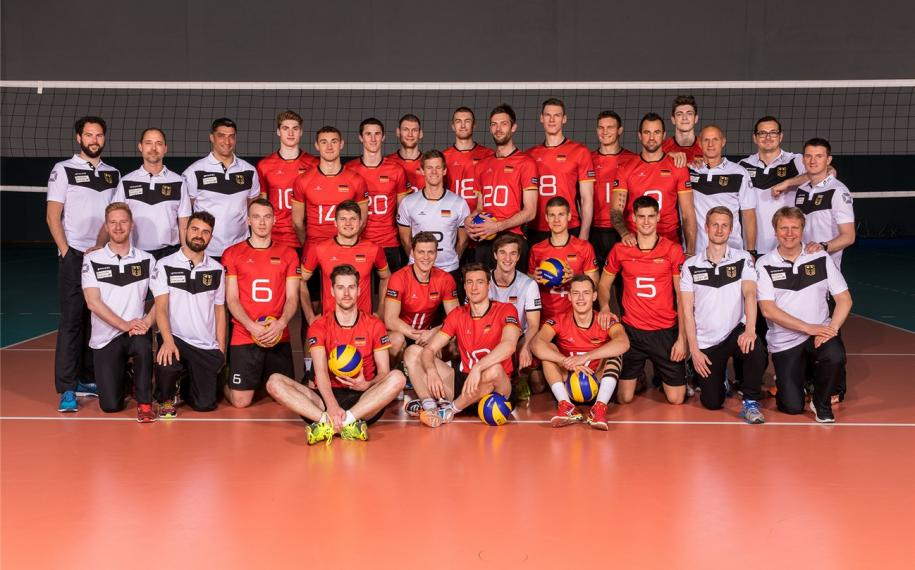 Volleyball Nations League M: focus sulla Germania
