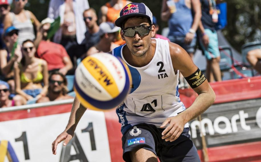 World Tour Finals: in campo Lupo-Nicolai