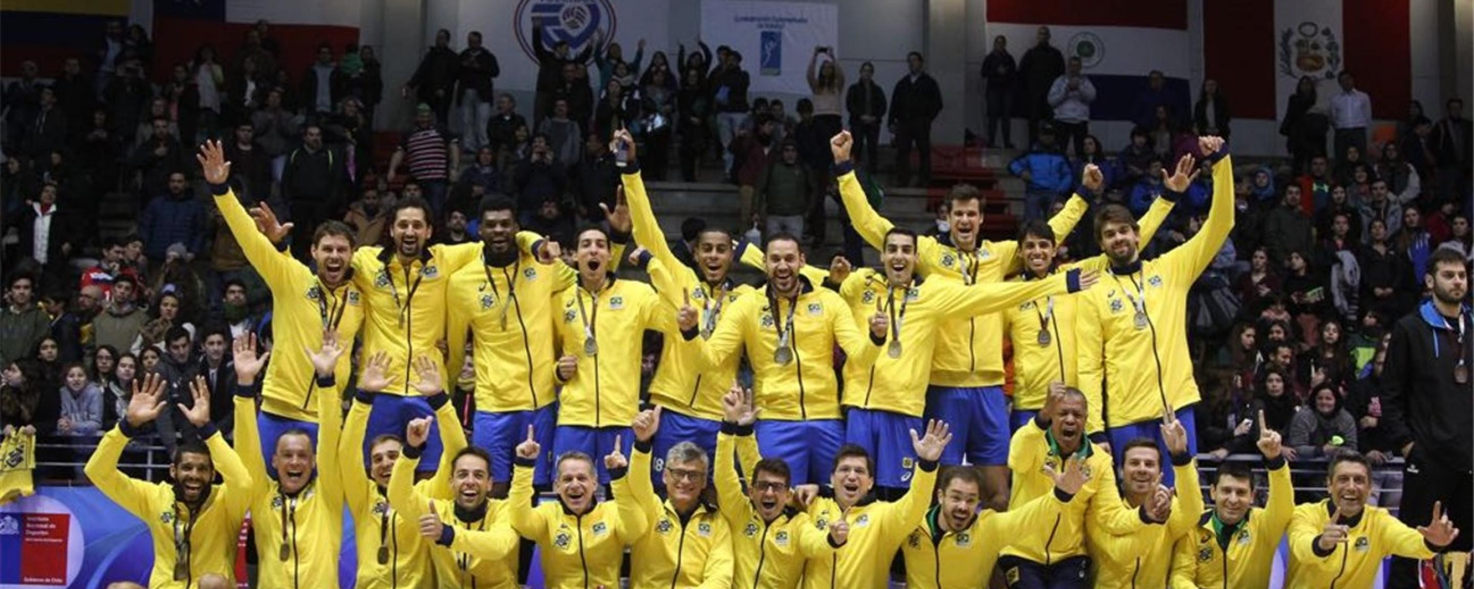 Volleyball Nations League M: focus sulla Brasile
